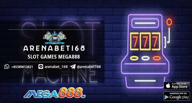 SLOT GAMES MEGA888